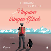 Pinguine bringen Glück, 2 Audio-CD, MP3 Cover