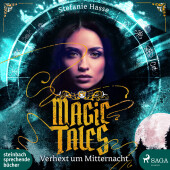 Magic Tales - Verhext um Mitternacht, 2 Audio-CD, MP3