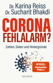 Corona Fehlalarm? Cover