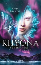 Khyona - Die Macht der Eisdrachen Cover