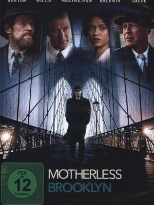 Motherless Brooklyn, 1 DVD
