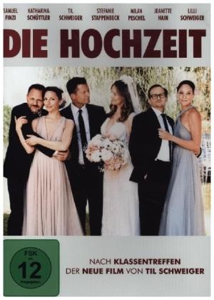 Die Hochzeit, 1 DVD