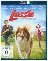 Lassie: Eine abenteuerliche Reise, 1 Blu-ray