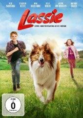 Lassie: Eine abenteuerliche Reise, 1 DVD