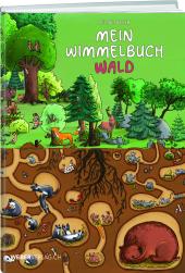Mein Wimmelbuch Wald