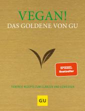 Vegan! Das Goldene von GU Cover