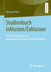 Studienbuch Inklusionsorientierte Schul-Pädagogik