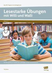 Lesestarke Übungen mit Willi und Walli: Klasse 1+2