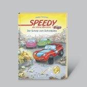 Speedy, das kleine Rennauto: Der Schatz vom Schrottplatz