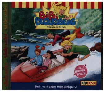 Bibi Blocksberg - Freunde in Gefahr, 1 Audio-CD