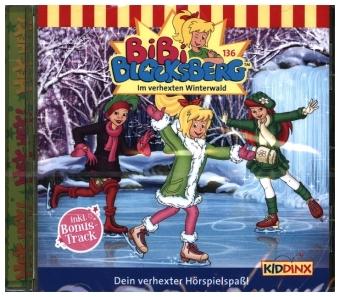 Bibi Blocksberg - Der verhexte Winterwald, 1 Audio-CD