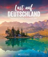 Lust auf Deutschland Cover
