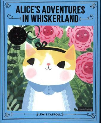 Alice's Adventures in Whiskerland Bookish Cats 100 Piece Puzzle