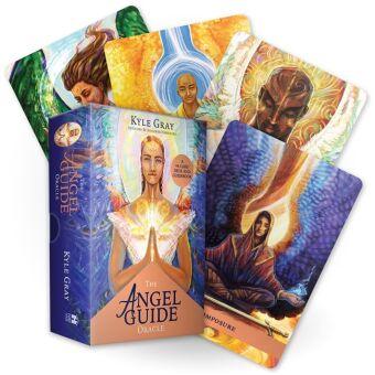 The Angel Guide Oracle, Orakelkarten
