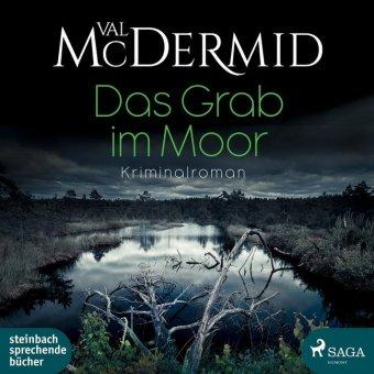 Das Grab im Moor, 2 Audio-CD, MP3