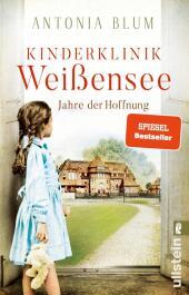 Kinderklinik Weißensee - Jahre der Hoffnung Cover