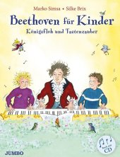 Beethoven für Kinder, m. 1 Audio-CD