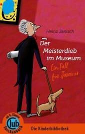 Der Meisterdieb im Museum Cover