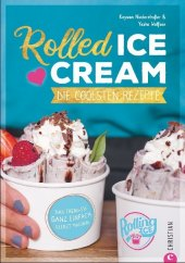Rolled Ice Cream Cover