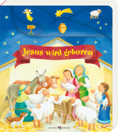 Jesus wird geboren