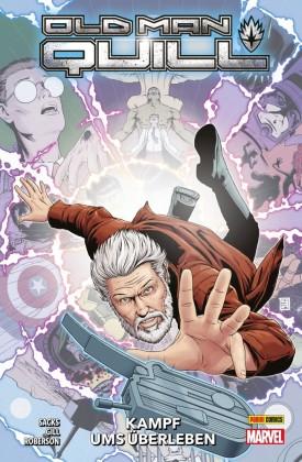 Old Man Quill, Band 2 - Kampf ums Überleben