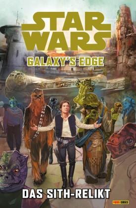 Star Wars - Galaxy's Edge - Das Sith-Relikt