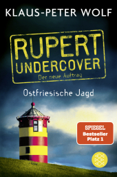 Rupert undercover - Ostfriesische Jagd Cover