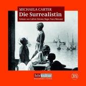 Die Surrealistin, 3 Audio-CD, MP3