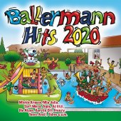 Ballermann Hits 2020, 2 Audio-CD