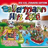 Ballermann Hits 2020, 3 Audio-CD (XXL Zuhause Edition)