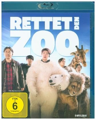 Rettet den Zoo, 1 Blu-ray