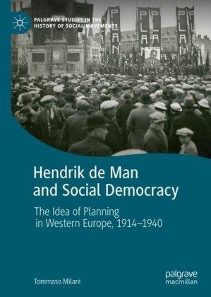 Hendrik de Man and Social Democracy