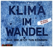 Klima im Wandel, 1 Audio-CD Cover