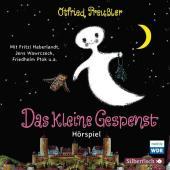 Das kleine Gespenst - Das WDR-Hörspiel, 2 Audio-CD