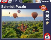 Heißluftballons, Mandalay, Myanmar (Puzzle)
