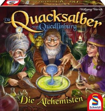 Die Quacksalber von Quedlinburg!, Die Alchemisten (Spiel-Zubehör)