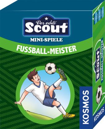 Scout Minispiel - Fußball-Meister! (Kinderspiel)