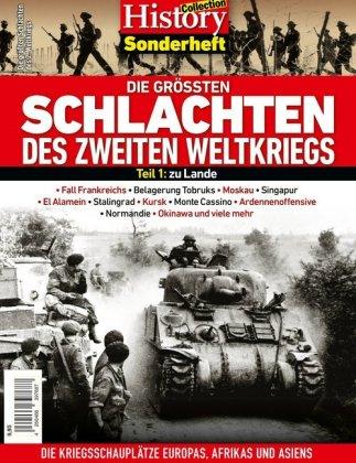 Die größten Schlachten des Zweiten Weltkriegs