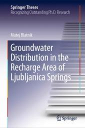 Groundwater Distribution in the Recharge Area of Ljubljanica Springs