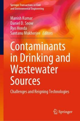 Contaminants in Drinking and Wastewater Sources