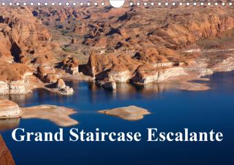 Grand Staircase Escalante (Wall Calendar 2021 DIN A4 Landscape)