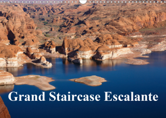 Grand Staircase Escalante (Wall Calendar 2021 DIN A3 Landscape)