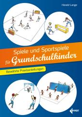 Spiele und Sportspiele für Grundschulkinder