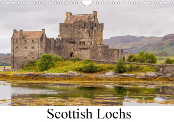 Scottish Lochs (Wall Calendar 2021 DIN A4 Landscape)