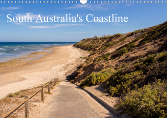 South Australia's Coastline (Wall Calendar 2021 DIN A3 Landscape)