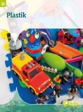 Plastik, m. 1 Buch, m. 1 Beilage
