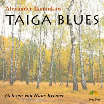 Taiga Blues, Audio-CD