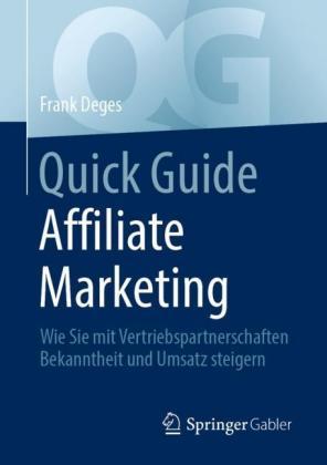 Quick Guide Affiliate Marketing