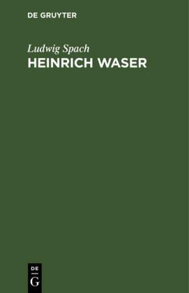 Heinrich Waser