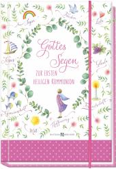 Gottes Segen zur ersten heiligen Kommunion Cover